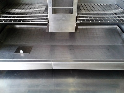 stainless steel ash pan
